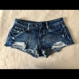 Pants - NWOT Cut offs SZ 3